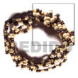 Coco and Shell Bracelet