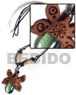 Cebu Island Clay Bug Tribal Clay Jewelry