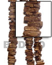 Cebu Island 1 Inch Coco Stick Coco Necklace Philippines Natural Handmade Products