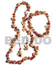 Luhuanus Shell Set Jewelry Set