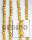 Cebu Island Nangka Beads 10mm In Wood Beads Philippines Natural Handmade Products